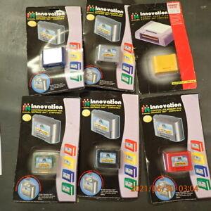 1 NEW 256K Color MEMORY CARD FOR NINTENDO 64 N64 Pak