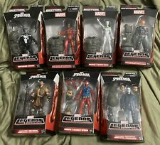 Marvel Legends Rhino BAF Wave Complete And New