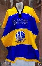 Golden State Warriors poncho ONE SIZE FITS ALL