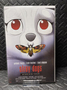 Stray Dogs #1 | Silence Of The Lambs Homage | Image Comics