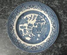 Broadhurst Staffordshire ironstone England willow plate