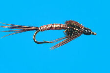 Brass Pheasant Tail Copper, 6 pcs. 20
