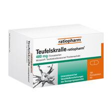 TEUFELSKRALLE-ratiopharm 100stk PZN 02940730