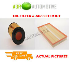 DIESEL SERVICE KIT OIL AIR FILTER FOR MERCEDES-BENZ VITO 111 2.2 116 BHP 2007-