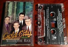 Within The Rock by Gold City Cassette