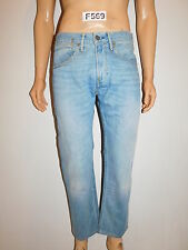 JEANS LEVIS 504 STRAIGHT TAILLE W31 L30 - REF:F569