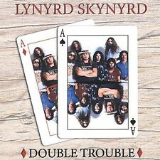 """LYNYRD SKYNYRD, CD """"Double Trouble""""  NEW SEALED"""