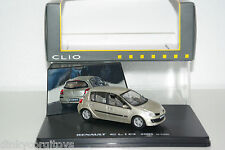 SOLIDO RENAULT CLIO 2005 CHAMPAGNE MIB RARE SELTEN RARO!