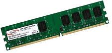 1 x 4 memoria GB DDR2 800 MHz RAM PC DIMM PC2-6400U CSX originale