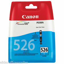 Canon CLI 526 Cyan - Ink tank - 1 x Blue GENUINE Canon Original BNIB VAT INC