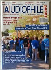 AUDIOPHILE SOUND N. 119 OTTOBRE 2012