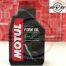 MOTUL FORK OIL EXPERT SAE 20W Heavy Olio Idraulico Forcelle Ammortizzatori Moto