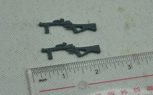 GI Joe 2pcsCLUB convention SKULL SQUAD TROOPER Grenade Launcher accessories A105