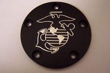 Custom points/Cam-cover Fits Harley Davidson Marine Corp 5 hole
