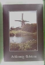CPA Germany Schleswig Holstein Windmill Moulin a Vent Windmühle Wiatrak w63