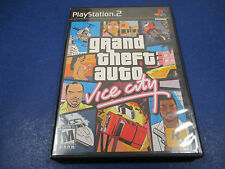 PlayStation 2, Grand Theft Auto Vice City, Rated M for Mature