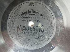 Orchestra - MAJESTIC 141 - 7 Inch Disc -  Babes In The Woods