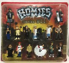 Homies Figurines Serie #11 Original sealed(14 pcs)