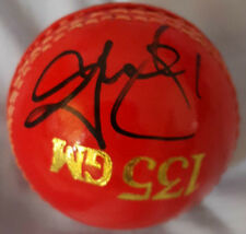 South Africa Cricket Great GRAEME SMITH Signed Cricket Ball