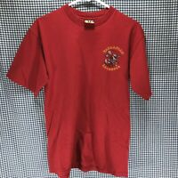 Vintage Single Stitch Tasmanian Lacrosse T-Shirt Men's Size Medium