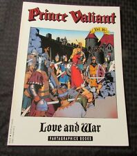 1992 PRINCE VALIANT by Hal Foster v.16 1st Fantagraphics 10x13.5 NM-