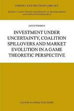 Investment under Uncertainty, Coalition Spillovers and Market Evolution in a Gam