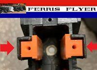 PILOT REPAIR POST set for American Flyer S gauge 28x boiler shell