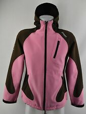 Bergans Of Norway Softshell Ski Jacket Women`s Windproof 5287 Reine Lady Size S