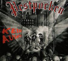 PESTPOCKEN - KEIN AUSWEG CD (2007) DIGIPACK / DEUTSCH-PUNK / NEU & OVP