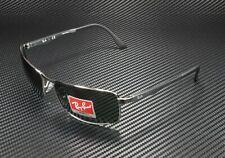 RAY BAN RB3498 004 71 Gunmetal Green 64 mm Men's Sunglasses