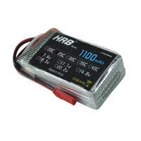 HRB 2S 7.4V 1100mAh 25C 50C Lipo Battery for RC WLtoys A949 A959 A969 A979 K929