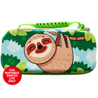 Sloth Protective Carry and Storage Case for Nintendo Switch Lite