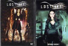 LOT Lost Girl Season 1+2 ( 8 DVD ) Series Anna Silk Kris Holden-Ried Ksenia Solo