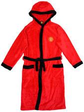 Pyjamas rouges en polyester pour garçon de 2 à 16 ans