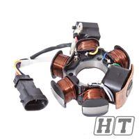 Lichtmaschine Zündung (ovaler Stecker) Gilera Runner SP 50 Aprilia SR R