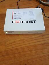Fortinet Fortigate FG-60E Firewall