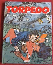 TORPEDO BD EO N° 13  CUBA  BERNET ABULI