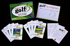 Clubhouse Golf Card Game BRAND NEW Sealed Its your turn Games Club House Fun