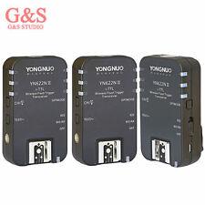 3PCS Yongnuo YN-622N II TTL Wireless Flash Triggerfor Nikon D800 D700 D600 D610