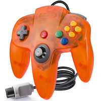 N64 Wired Analog Retro Classic Gamepad Controller Console For Nintendo 64