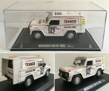 Norev 1/43 Mercedes 280 GE Rally Paris Dakar 1983