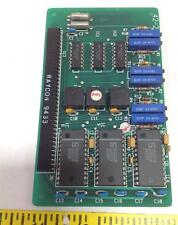 THERMO ENVIROMENTAL D/A COMP CIRCUIT BOARD 42-2