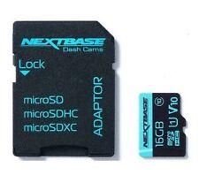 Nextbase Class 10 16GB SD Card for 112,212,212G,312G,312GW,122,222