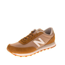 NEW BALANCE 501 Sneakers EU 43 UK 9 US 9.5 Contrast Leather Color Block Logo