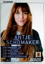SCHOMAKER, ANTJE - 2017 - Tourplakat - Konzert - Tourposter