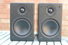 Denon SC M37 Stereo Speakers. Good quality small bookshelf speakers.