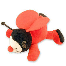 Ladybug Plush Magnet NEW Toys Soft Stuffed Plushie Refrigerators Puzzled Inc