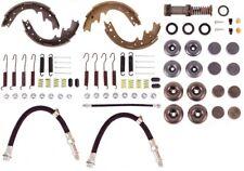 1966 Chrysler, Dodge, Plymouth Standard Brake Rebuild Kit (drum, manual)