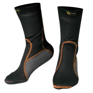 Winter Thermal Textile Underwear Karting Sports Socks Motorcycle Motorbike