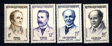 FRANCE - FRANCIA - 1958 - Grandi Medici Francesi -